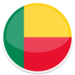 Benin Sticker