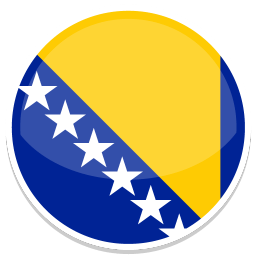 Bosnia And Herzegovina Sticker