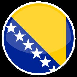Bosnia And Herzegovina Sticker