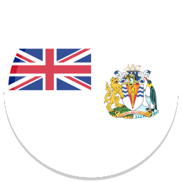 British Antarctic Sticker