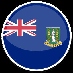 British Virgin Sticker