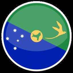 Christmas Island Sticker
