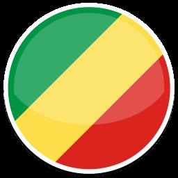 Congo Sticker