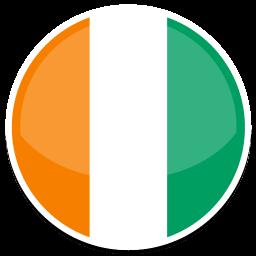 Cote Divoire Sticker