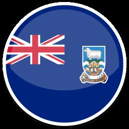 Falkland Islands Sticker