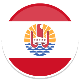 French Polynesia Sticker