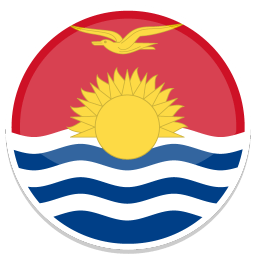 Kiribati Sticker