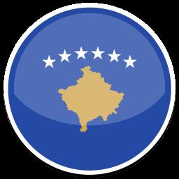 Kosovo Sticker