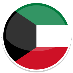 Kuwait Sticker