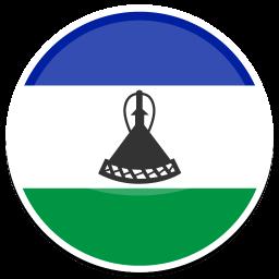 Lesotho Sticker