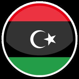 Libya Sticker
