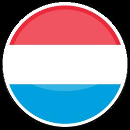 Luxembourg Sticker