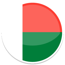 Madagascar Sticker