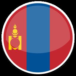 Mongolia Sticker
