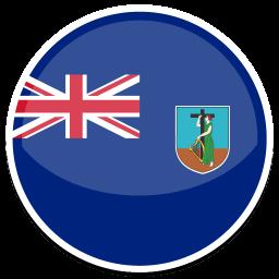 Montserrat Sticker