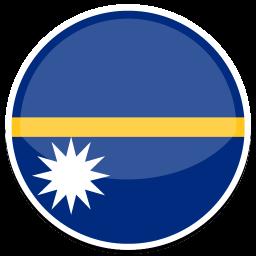 Nauru Sticker