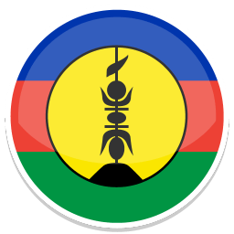 New Caledonia Sticker