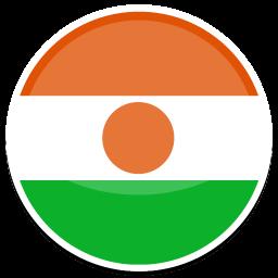 Niger Sticker