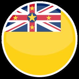 Niue Sticker