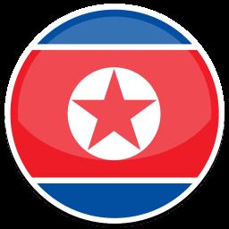 North Korea Sticker
