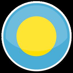 Palau Sticker