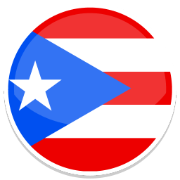 Puerto Rico Sticker