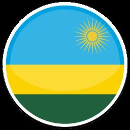 Rwanda Sticker