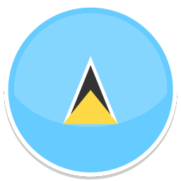 Saint Lucia Sticker