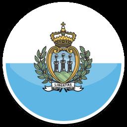 San Marino Sticker