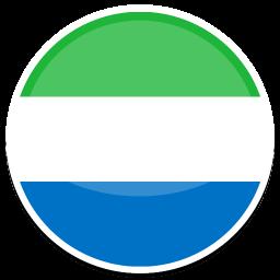 Sierra Leone Sticker