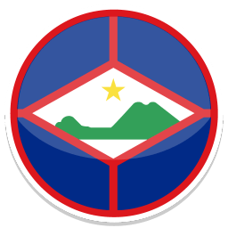 Sint Eustatius Sticker