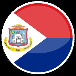 Sint Maarten Sticker