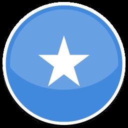 Somalia Sticker