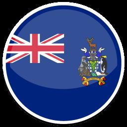 South Georgia Sticker