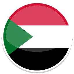 Sudan Sticker