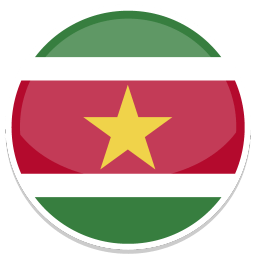 Suriname Sticker