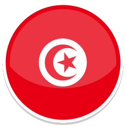 Tunisia Sticker