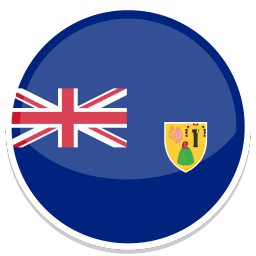 Turks And Caicos Sticker