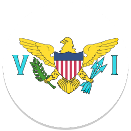 United States Virgin Islands Sticker