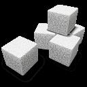 Sugar Cubes Sticker
