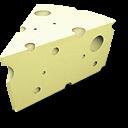 Swiss Cheese Sticker