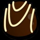 Chocolate 1 Sticker