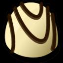 Chocolate 1w Sticker