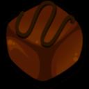 Chocolate 2 Sticker
