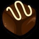 Chocolate 2bw Sticker