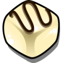 Chocolate 2w Sticker