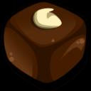 Chocolate 4 Sticker