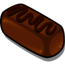 Chocolate 5 Sticker