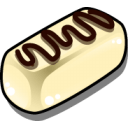Chocolate 5w Sticker