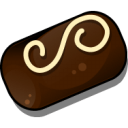 Chocolate 6 Sticker